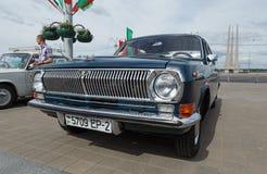 GAZ M24 Βόλγας Στοκ Φωτογραφίες