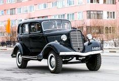 GAZ M1 Στοκ Φωτογραφίες