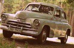 GAZ-M20 Pobeda. Stock Images