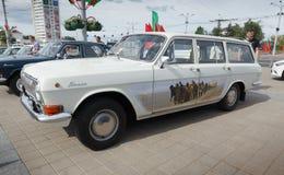 GAZ M24 Volga Royaltyfri Fotografi