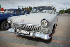 GAZ M21 Volga Fotografering för Bildbyråer