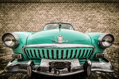GAZ M21 Volga Stock Photo