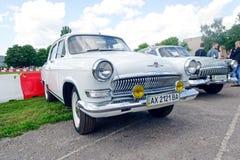GAZ M21 Volga vintage car - Stock image Stock Images