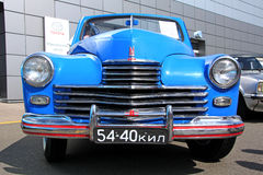 GAZ M20 Pobeda (Soviet-made automobile) Royalty Free Stock Photography