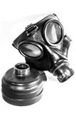 Gaz mask Photographie stock