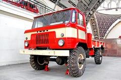 GAZ 66 Royalty Free Stock Image