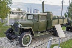 Gaz-motorförbundet lastbil (USSR), 1932 max hastighet km/h-70 Arkivbilder