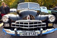 GAZ russian car Royalty Free Stock Photos