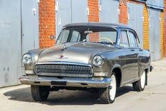 GAZ 21 Volga Zdjęcia Stock
