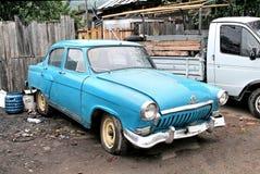 GAZ 21 Volga Royaltyfri Fotografi