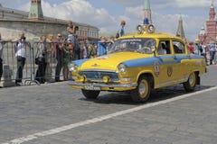 21 gaz Volga Zdjęcie Stock