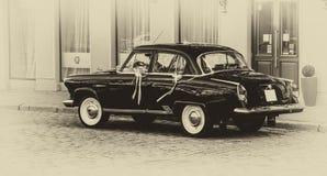 GAZ -21, Volga Royaltyfri Bild