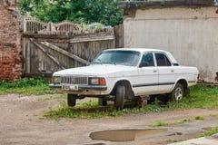GAZ-3102 Volga stock photos