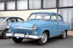 GAZ 21 Volga Stock Image