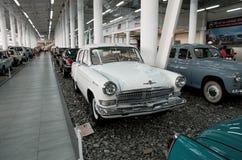 GAZ-21 Volga Stock Photo
