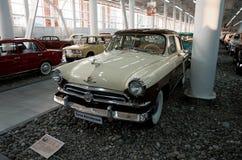 GAZ-21 Volga Royalty Free Stock Photo