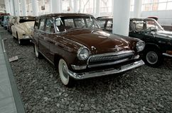 GAZ-21 Volga Royalty Free Stock Images