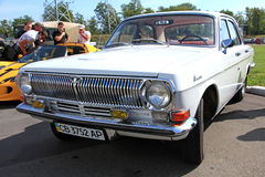 GAZ Volga (Soviet-made automobile) Stock Image