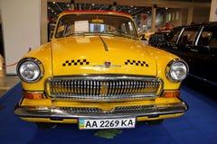 GAZ Volga (Soviet-made automobile)  Royalty Free Stock Image