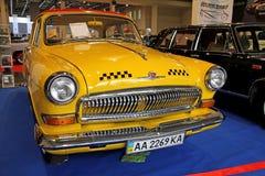 GAZ Volga (Soviet-made automobile) Stock Image