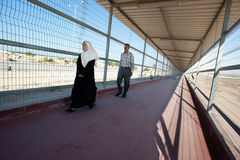 Gaza Border Zone Stock Photography