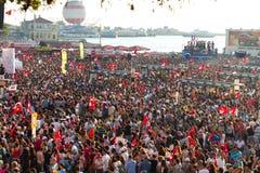 Gazdanadam Fest Obraz Royalty Free