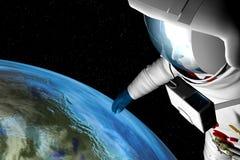 gaze космос Стоковое фото RF