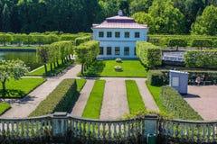 Gaze (palácio, Peterhof) Fotos de Stock Royalty Free