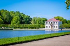 Gaze (palácio, Peterhof) Imagem de Stock