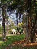Gazebo στο πάρκο, Σρι Λάνκα Στοκ Εικόνα