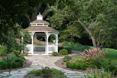 Gazebo Photo stock