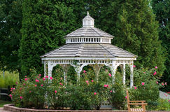 Gazebo photographie stock