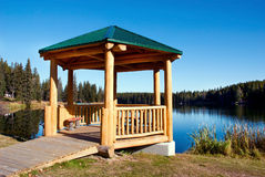 Gazebo stock images