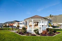 Gazebo. In the Margo Dodd park, Pismo Beach, California Royalty Free Stock Photography