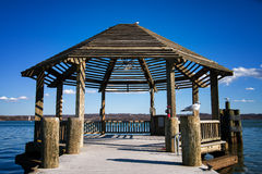 Gazebo Royalty Free Stock Images