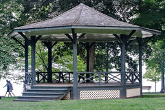 gazebo Obrazy Royalty Free