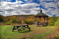 Gazebo Foto de Stock Royalty Free