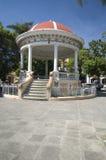 Gazebo central park granada nicaragua royalty free stock photography