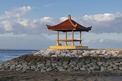 Gazebo del Balinese Foto de archivo