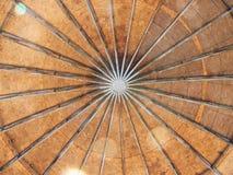 Gazebo della cupola Immagine Stock
