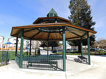 Gazebo di California Fotografia Stock