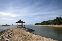 Gazebo em Bali Fotografia de Stock Royalty Free
