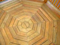Gazebo-Fußboden lizenzfreies stockfoto