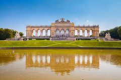 Gazebo Gloriette Stock Image