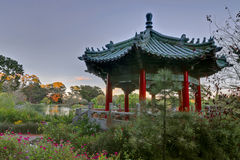 Gazebo at Golden Gate Park Royalty Free Stock Photo