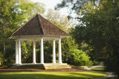Free Gazebo In Park Royalty Free Stock Photography - 12619497