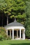 Gazebo in a park Royalty Free Stock Image