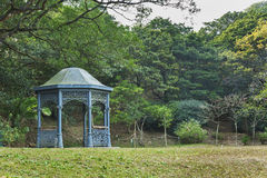 Gazebo stock image