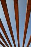 Gazebo roof Royalty Free Stock Images