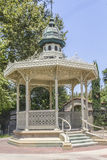 Gazebo at theHomestead Museum royalty free stock images